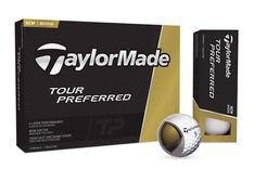 TaylorMade Tour Preferred TP 12 Ball Pack
