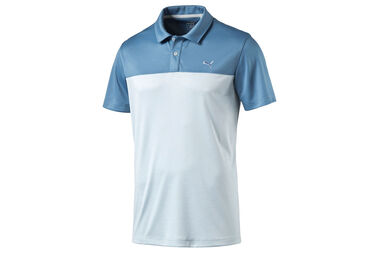 PUMA Golf Tailored Platform Polo Shirt