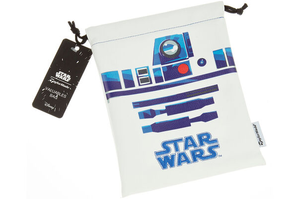 Valuables Bag Star Wars R2D2