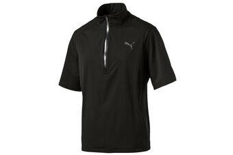 PUMA Golf Short Sleeve Rain Jacket