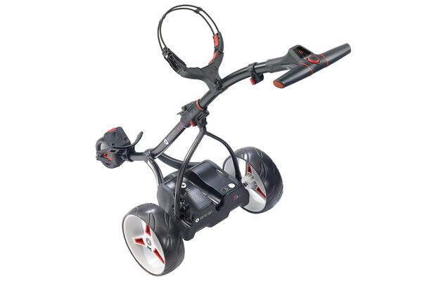 Motocaddy S1 DHC 18 Hole Lithium Trolley