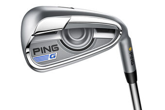 PING G Irons Graphite 5-SW