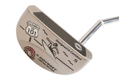 Odyssey Limited Edition Highway 101 #5 Putter