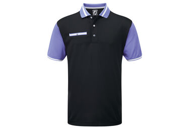 FootJoy Colour Block Jaquard Poloshirt
