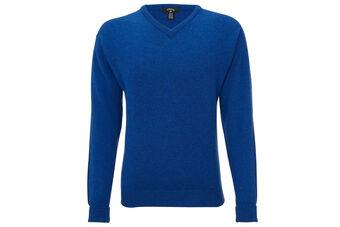 Callaway Golf Lambswool High V Neck Sweater