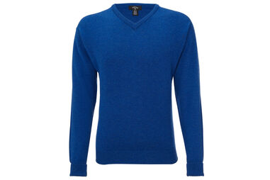 Pull Callaway Golf Lambswool High V Neck