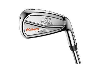 Cobra Golf King Steel Utility Iron