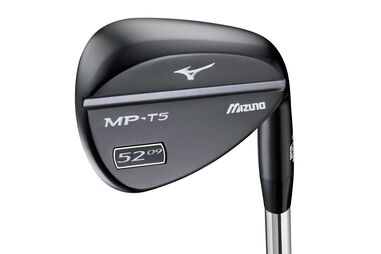 Wedge Mizuno Golf MP T5 nero in nichel