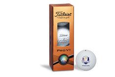 Titleist Pro V1 Ryder Cup 3 Ball Pack