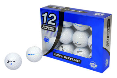 Palline da golf Second Chance Srixon AD333 di qualità Grade A (confezione da 12)
