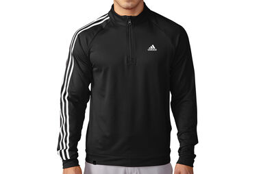 Maglione adidas Golf 3 Stripes 1/4 Zip