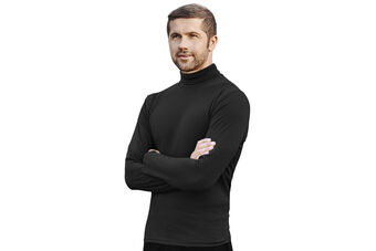 Palm Grove Roll Neck Base Layer