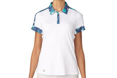 adidas Golf Advanced Merchandising Ladies Polo Shirt