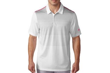 adidas Golf climacool Ombre Stripe Poloshirt