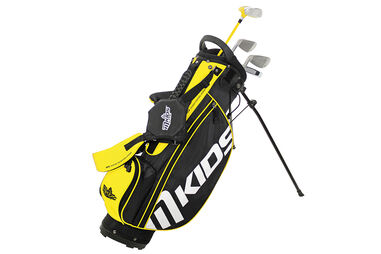 "Masters Golf Junior MKids Lite 45"" Yellow Package Set"