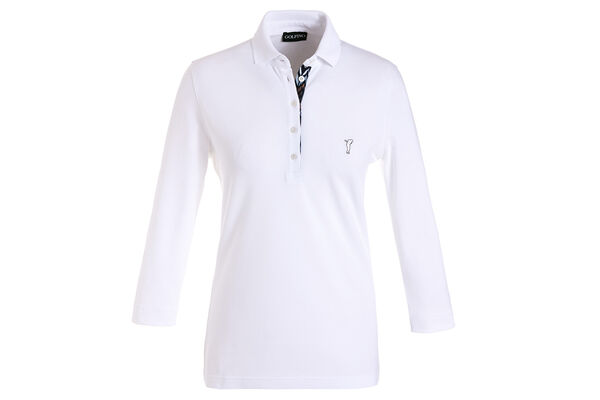 Golfino Polo Cotton 3Qtr W6