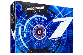 Bridgestone Golf e7 12 Ball Pack 2015