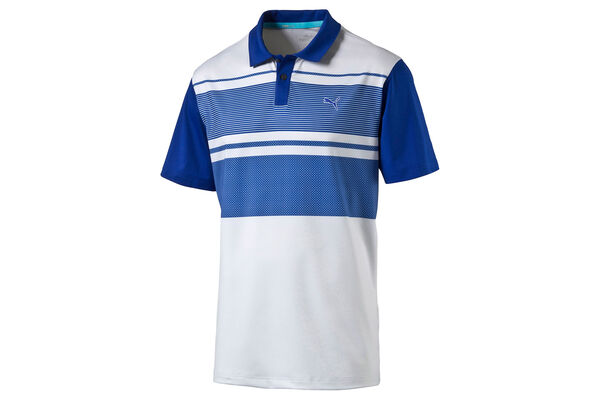 Polo PUMA Golf Patternblock junior