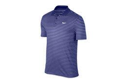 Nike Golf Victory Mini Stripe LC Polo Shirt