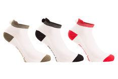 Green Lamb Darlene Ladies Socks 3 Pack
