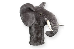 Daphnes Elephant Head Cover