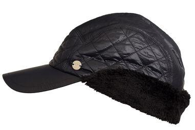 Bonnet doublé de polaire Calvin Klein Femmes: