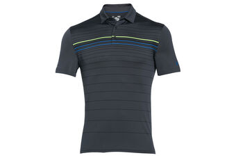 Under Armour coldblack Engineered Stripe Polo Shirt