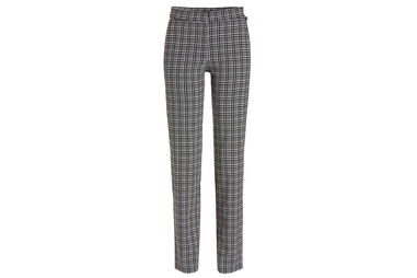 GOLFINO Ladies Stretch Jacquard Trousers