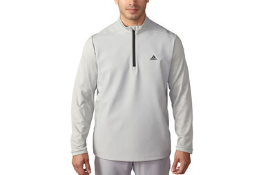 adidas Golf climastorm Hybrid Heathered Jacket