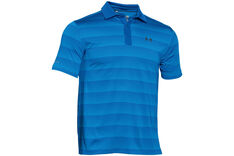 Under Armour coldblack Chip In Stripe Polo Shirt
