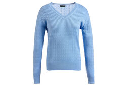 GOLFINO Pima Cotton Sweatshirt für Damen