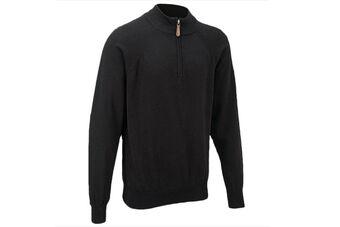Stuburt Essentials Zip Neck Sweater