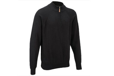 Stuburt Essentials Zip Neck Sweater