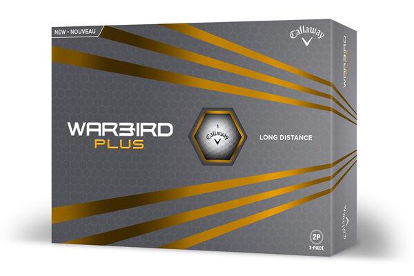 Callaway Warbird Balls Plus 12