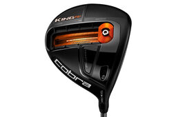 Cobra Golf King F6+ Black Driver