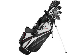 Wilson Deep Red Tour Package Set