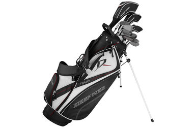 Ensemble de golf Wilson Deep Red Tour