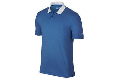 Nike Golf Icon Heather Polo Shirt
