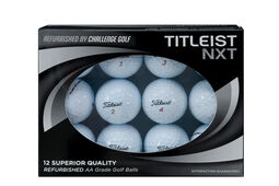 Challenge Golf NXT 12 Refurbished Golf Balls