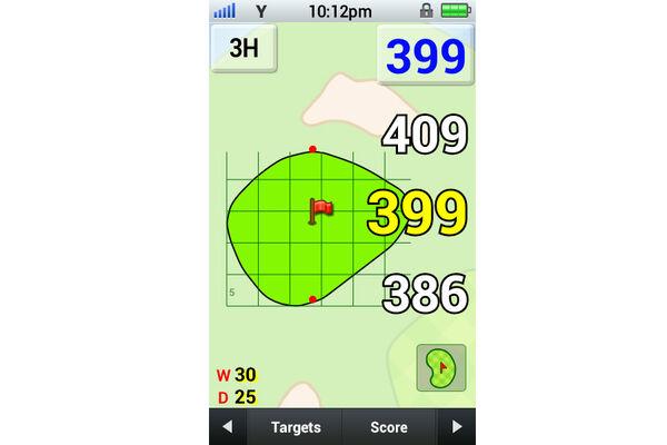 Golf Buddy PT4 GPS