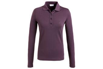 GOLFINO Brushed Sun Protection Ladies Polo Shirt