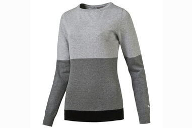 PUMA Golf Colour Block Sweatshirt für Damen