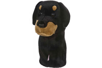 Daphnes Rottweiler Head Cover