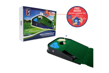 PGA Tour Indoor & Outdoor Putting-Matte