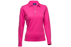 Daily Sports Macy Long Sleeve Ladies Polo Shirt