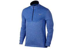 Nike Golf Dri-Fit Knit Sweatshirt mit Reißverschluss