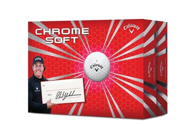 Callaway Golf Chrome Soft Xmas Golfbälle (24 Stück)