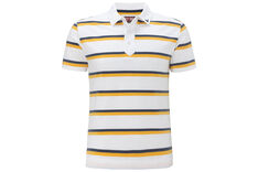 Callaway Golf X Range Bold Stripe Polo Shirt