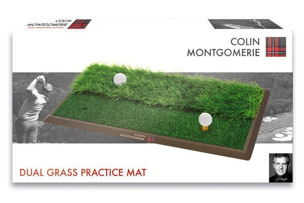 C MontgomerieDual Practice Mat