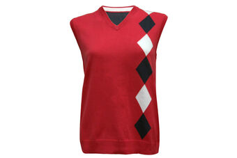 Palm Grove Diamond Ladies Vest